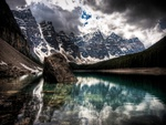 Afternoon in Lake Moraine