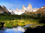 Day in Torres del Paine, Patagonia, Argentina