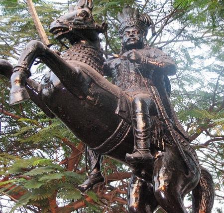 salivahana - andhra king, salivahana, telugu king, sathavahana