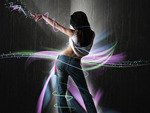 Dancing Techno