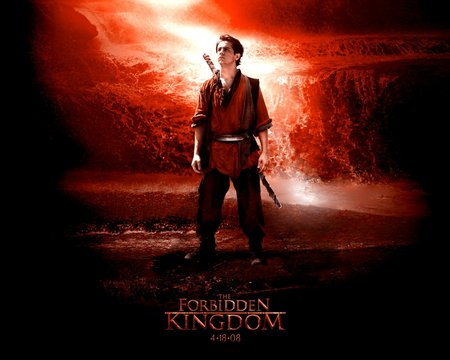 the Forbidden Kingdom - the forbidden kingdom, action, fiction, jakie chan, china, cinema, jet lee, adventure, movies
