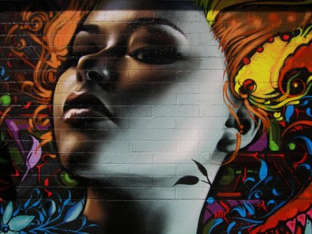 Artistic Graffiti - graffiti