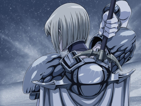 Claymore - clare, anime, claymore