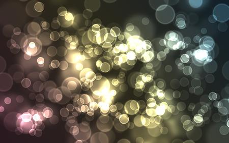 Pastel Bokeh - colors, lights, bokeh, effects, pastels