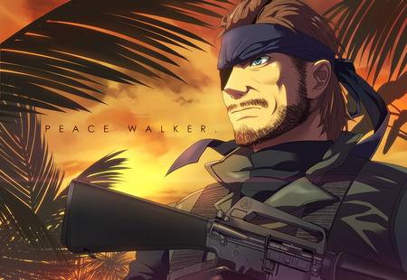 Metal Gear Solid Peace Walker Metal Gear Solid Amp Video