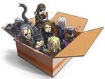 Hideo kojima's box
