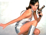 Elizabeth-Hurley In Austin Powers