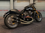 Custom Harley V Rod
