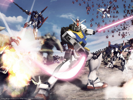 RX-78 - fighting, original, anime, seed, mecha, robot, mobile, series, suit, gundam