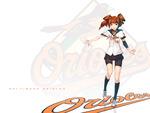 Baltimore Orioles Anime Girl