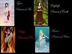Element Princesses