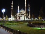 The mosque in Grozny