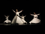 Dance of the Order of Mevlevi dervishes - Sema.