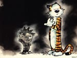No Way, Calvin and Hobbes