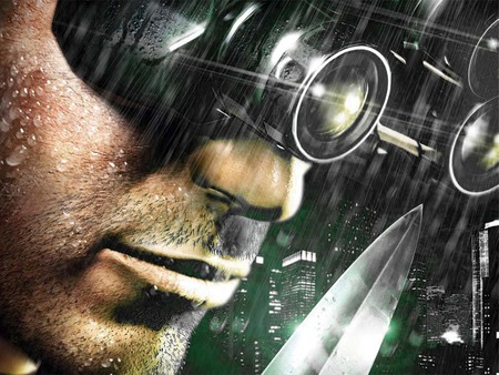 splinter cell - splinter, cell