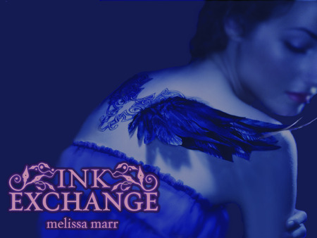 Ink Exchange - marr, ink, exchange, book, melissa