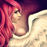 Red-Haired Angel