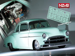 1950 Chevrolet Business Coupe Pro Street