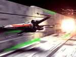 X-wings on the attack