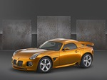 Pontiac Solstice Weekend Club Racer Concept