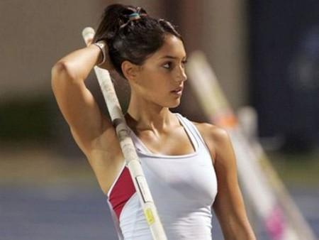 Beautiful athlete Nude Photos 92