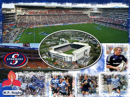Stormers Newlands Rugby Sports Background Wallpapers On Desktop