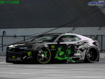 Camaro Monster Energy by Bruno  Design