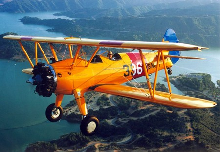 Old Plane Antique Aircraft Background Wallpapers On