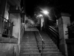 The steps to midnight