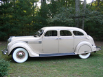 1936 chrysler airflow 4 door