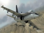 F-18 HARV Tom Clancys H.A.W.X PS3