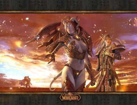 World Of Warcraft Burning Crusade Fan Art World Of