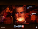 "Mass Effect 2 - ""Illusive Man"" Cinematic Wallpaper"