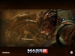 "Mass Effect 2 - ""Grunt"" Cinematic Wallpaper"