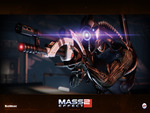 "Mass Effect 2 - ""Legion"" Wallpaper (Widescreen)"
