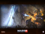 Mass Effect 2 - Concept Art 1 (Widescreen)