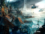 Brink - 1st Wallpaper (Widescreen)