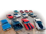 12 Muscle Cars