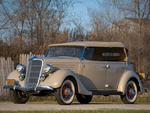1935-Ford Model 48 Deluxe Phaeton