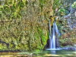 Tine de conflens - Waterfall - HDR