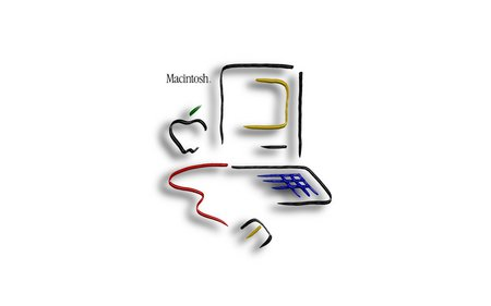 mac os x free background - technology, apple os