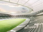 stadium modern architecture south africa