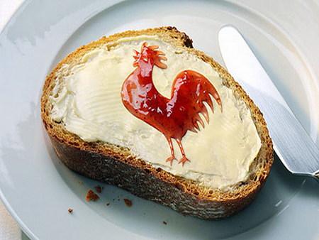good morning - jam, funny, sweet, breakfast
