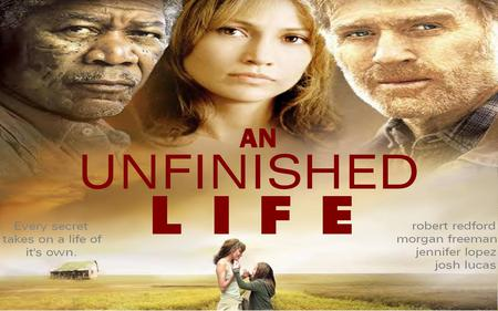 An Unfinished Life - lopez, redford, movie, freeman