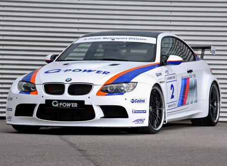 G-Power M3 GT2 S (E92) '2010 - bmw, car, m3, g power, tuning