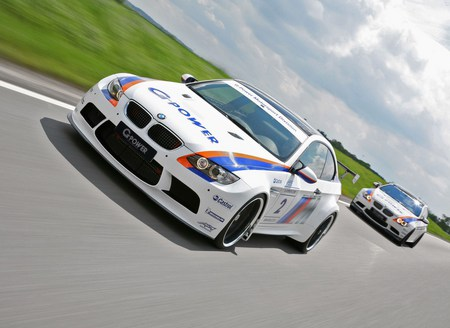 GPOWER M3 Tornado CS - bmw, car, m3, g power, tuning