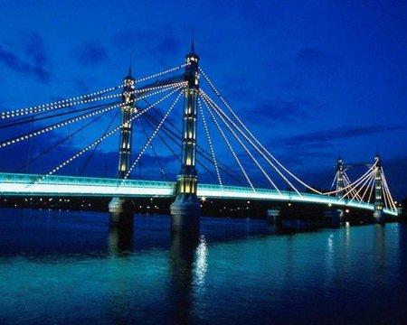bridge over life - bridges, architecture