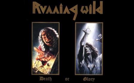 Running Wild Death Or Glory Music Entertainment Background