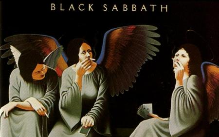 Black Sabbath Heaven And Hell Music Entertainment Background