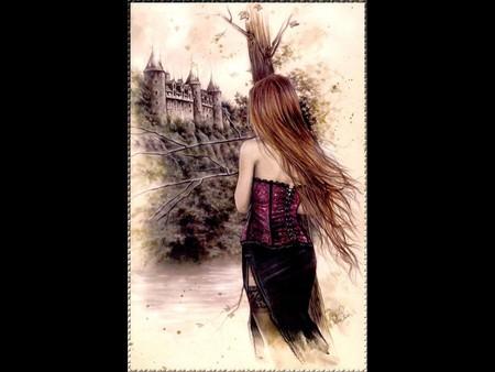 Desire - dark, dark art, desire, victoria frances